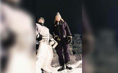 Tjejerna som bygger ett nytt hockeylag